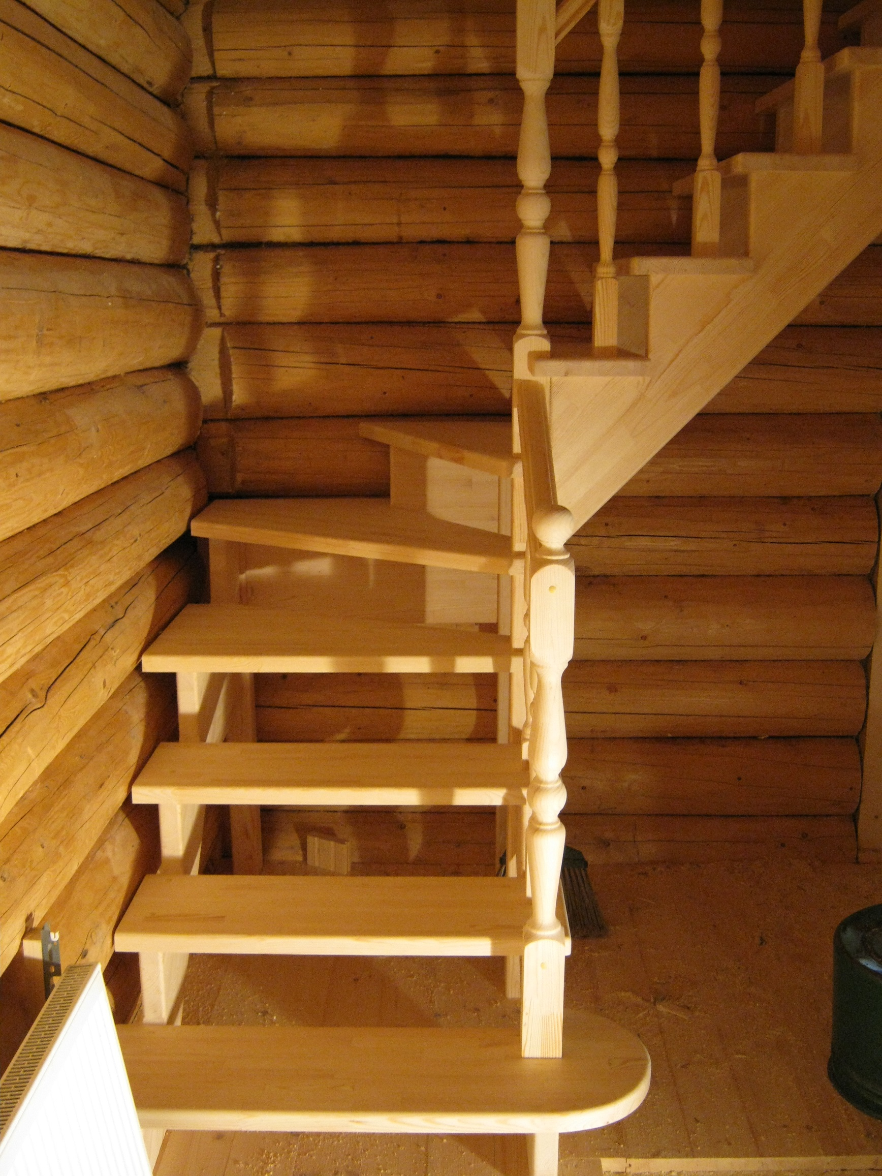 Деревянные косоуры для лестницы своими руками